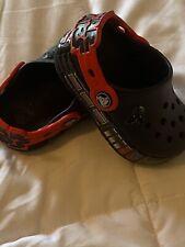 New Boys Toddler Size 6C 6 Child Crocs Sandals Clogs Slides Star Wars Shoes