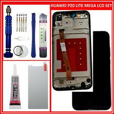 LCD Display für Huawei P20 Lite Full HD Touchscreen Bildschirm + Rahmen Schwarz
