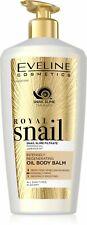 Eveline Royal Snail Intensely Regenerating Oil Body Balm All Skin Types 350 ml