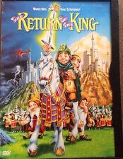 Return of the King (DVD 2001,Animated 1979) Brand New USA RARE OOP Rankin & Bass