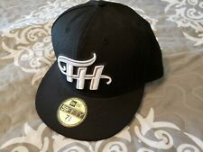 NEW WITH TAGS RARE THE HUNDREDS NEW ERA 59FIFTY HAT CAP 7 3/8 BLACK 5950 supreme