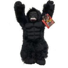 """** L@@K ** 2005 Original King Kong Plush 14"""" With Sound BRAND NEW with TAGS !!"""