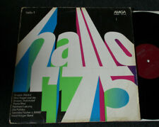 "Amiga LP- ""Hallo '75"" Nina Hagen/Panta Rhei/Lakomy/Electra/Veronika Fischer"