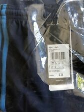 Brand New with Tags Adidas Real Madrid Away Shorts in blue