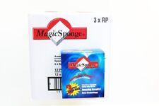 MagicSponge Triple Retail 3XRP Magic Sponge Melamine Cleaning Erasers