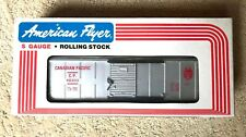 American Flyer 6-48302 Canadian Pacific Boxcar NEW 1987