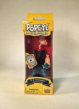 Popeye 3-D Animator Action Push Puppet