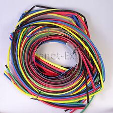 55m. x Funda Termoretractil Tubo Negro, Rojo... 1,5mm. 2,5mm. 22mm... 11 tipos