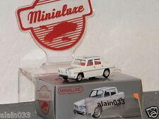 Miniabox Renault 8 Gordini designed Minialuxe France 1/66è Ref MB 106_2SE