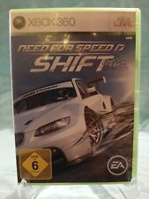 GAME: NEED FOR SPEED - SHIFT, XBOX360, 2009