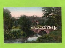 Shere Rectory Bridge Nr Gomshall Albury pc used 1905 Shere Frith Ref D827