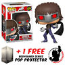 FUNKO POP VINYL PERSONA 5 QUEEN #624 EXCLUSIVE VINYL FIGURE + FREE POP PROTECTOR
