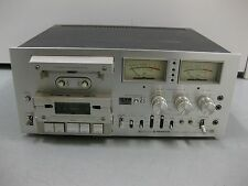 PIONEER  CT-F1000  VINTAGE CASSETTE DECK  for parts or repair  super clean
