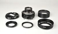 COOKE TAYLOR-HOBSON 47mm f/2.5 Cine Lens modified to Leica M M10 M9-P M246 M240