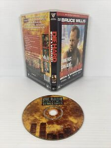 Die Hard With A Vengeance DVD 1999 Deluxe Widescreen BRUCE WILLIS Tracked Post