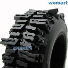 "Neu 4 Stück RC 1/10 93mm 1.9"" Mud Slingers Reifen Tires Für RC 4WD Axial Crawler"