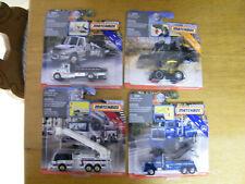 Matchbox Real Working Rig 2019 4 neue Modelle Feuerwehr, LKW, Traktor, Wrecker