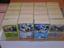 Pokemon 100 Card Lot! Common Uncommon+ Rare Holo possible EX CHEAP FREE SHIPPING