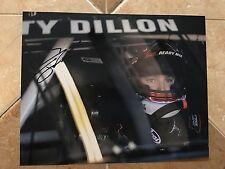 Ty Dillon Signed 8x10 Photo NASCAR COA Autograph