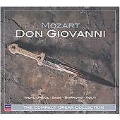 Mozart: Don Giovanni Dolti/London 3 CD SET! BRAND NEW! ONLY NEW COPY ON eBAY!!