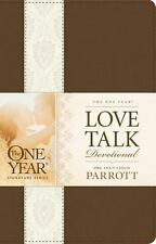 The One Year Love Talk Devotional for Couples The One Year Signature