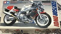 TAMIYA 1/12 YAMAHA FZR750R (OW01) Model Kit Free Shipping from JAPAN