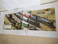 WRENN 2ND EDITION RAILWAY COLOUR CATALOGUE SETS LOCOS STOCK & PRICE LIST VGC