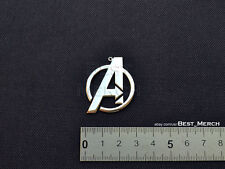 Avengers Necklace stainless steel Pendant merch logo symbol