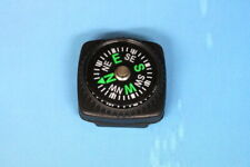 Liquid filled Compass for Divers and Sport watches - Fit on most Diver straps