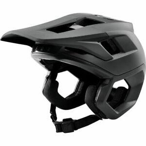 Fox Mountain Bike Mtb Cycling Dropframe Pro Helmet [Black] L