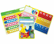 Sesame Street Potty Toilet Training Rewards Kit Chart Stickers Certificate +MORE