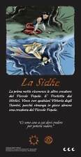 Carta Promo Wherewolf La Sidhe, Nuova, Raven