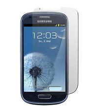 8 x Samsung Galaxy S3 Mini Film de Protection Mat Protecteurs Écran