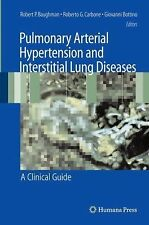 Pulmonary Arterial Hypertension and Interstitial Lung Diseases : A Clinical...