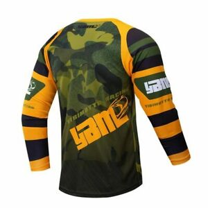 Men Jerseys Motocross cycling Mountain Bike downhill Jersey MTB Offroad