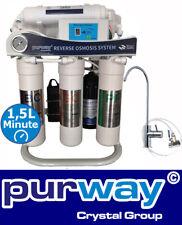 PUR Smart 600 GPD 5 Stufen Direct flow tanklose Umkehrosmoseanlage