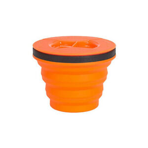 SML ORANGE Sea To Summit X-Seal & Go Camping Outdoor Food Container