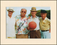 """Wilford Brimley Cocoon Thing Original Signed Mounted 10x8"""" Autograph Photo COA"""