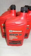 5 Quarts MOTORCRAFT MERCON SP Automatic Transmission Fluid,Ford Mercon SP ATF