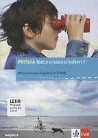 Prisma Naturwissenschaften - Differenzierende Ausgabe: P... | Buch | Zustand gut