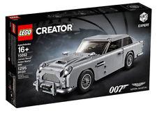 LEGO James Bond Aston Marton DB5 CREATOR 10262 Expert Silver Car Vehicle