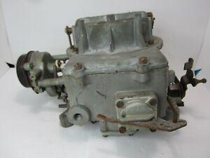 70-74 Ford Mercury Remanufactured Motorcraft 2100-D Carburetor MOTOMASTER FD178A
