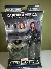 "Captain America The Winter Soldier, Marvel Legends ""Black Widow"" Action Figure"