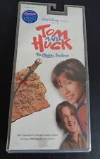 TOM AND HUCK Movie CD Soundtrack WALT DISNEY Blister Pack Long Package 1995 New