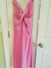 J.Crew NWT pink sleeveless dress criss cross in front size 2 spring 2012