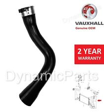 TURBO INTERCOOLER HOSE PIPE FOR VAUXHALL / OPEL INSIGNIA 2.0 CDTI