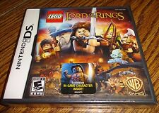 Nintendo DS Lego the Lord of the Rings Game – Brand New