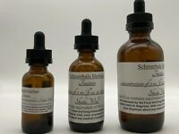 Guarana Seed, P. cupana, Tincture 2:1 Organic 2X STRENGTH ~ Schmerbals Herbals
