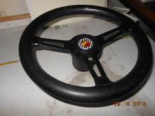 Fiat Abarth 1000 OT OTR  volante abarth originale diametro 31 cm