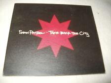SNOW PATROL - TAKE BACK THE CITY - UK PROMO CD SINGLE